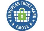 Logo European Trust Mark - Emota - mc-sloten.nl
